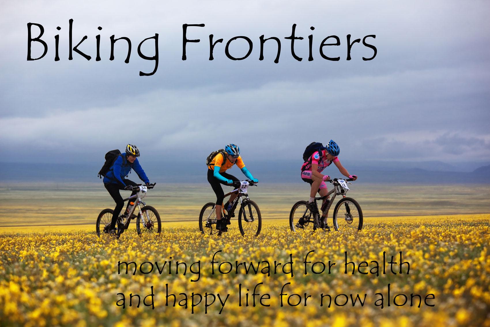 Biking Frontiers